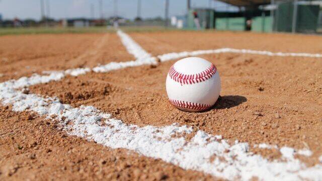 野球のグランド